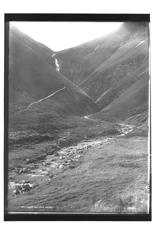 Grey Mare's Tail near Moffat.