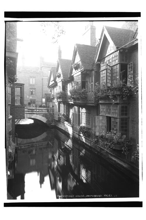 The Weavers House, Canterbury.