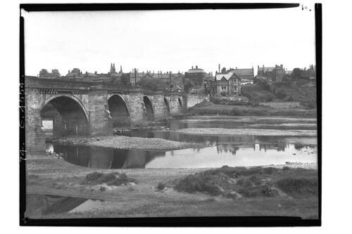 Bridge and Corbridge.