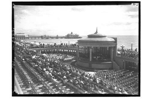 The Bandstand, Eastbourne.