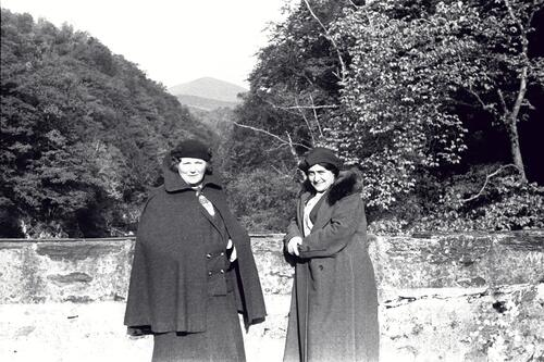 Myra [and Lady Russell], Killiecrankie.