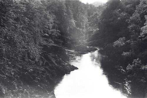 The River, Killiecrankie.