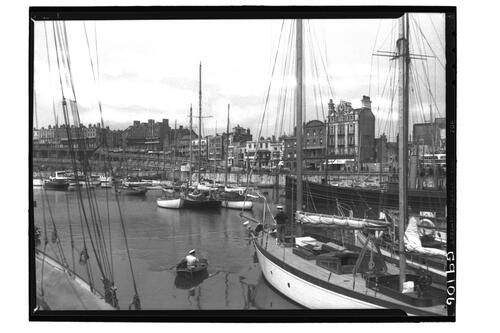 The Harbour, Ramsgate.