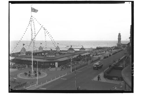 Central Bandstand, Herne Bay.