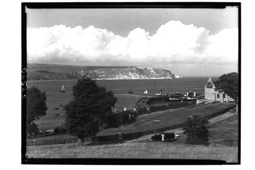 The Bay and Pier, Swanage.