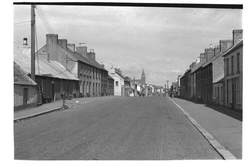 Main Street, Ballywalter.