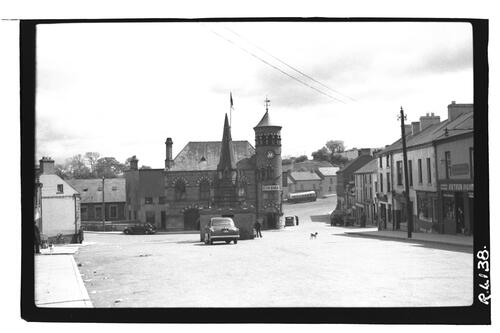 The Square, Keady, Co Armagh.