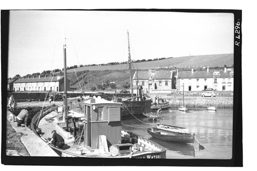 The Harbour, Kirkcubbin.