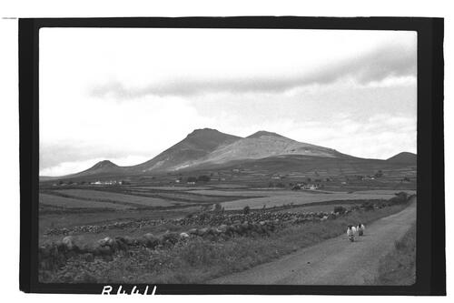Mourne Mountains, near Kilkeel.