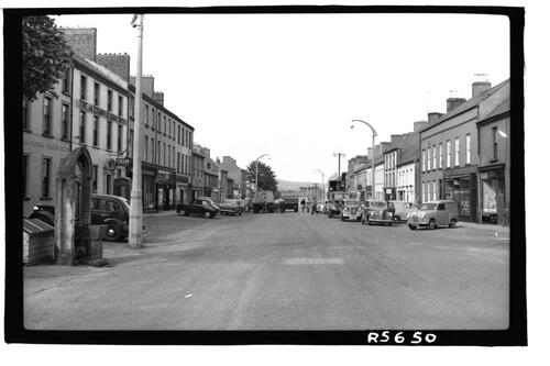 Main Street, Limavady, Co Derry.