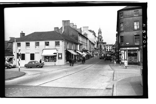 Bridge Street, Coleraine.