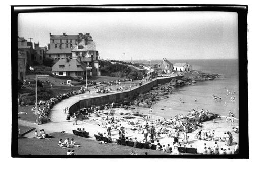 Bathing Place, Portrush.