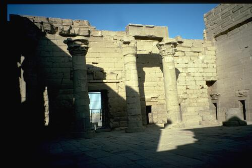 Philae, the Temple of Isis.