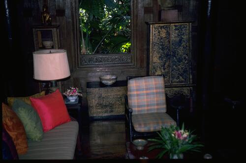 Bangkok, Jim Thompson's House.