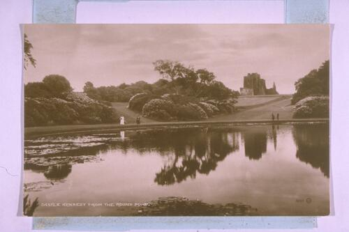 Castle Kennedy from Round Pond.