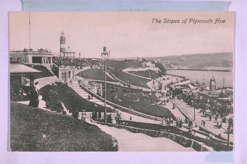 The Slopes of Plymouth Hoe.