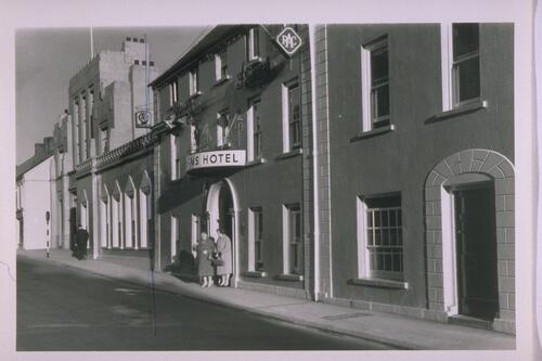 King's Arms Hotel, Larne.