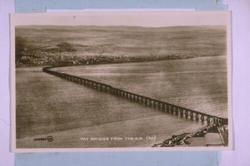 Tay Bridge from the Air.