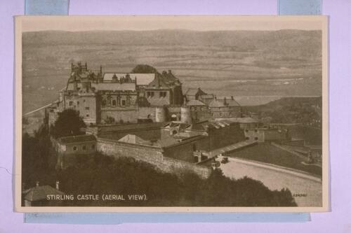 Stirling Castle (Aerial View).