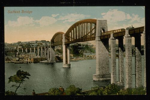 Saltash Bridge.