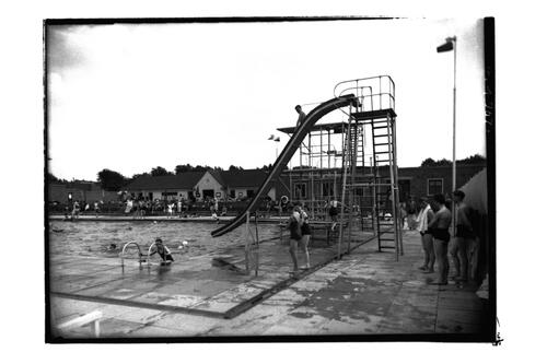 Swimming Pool, Letchworth.
