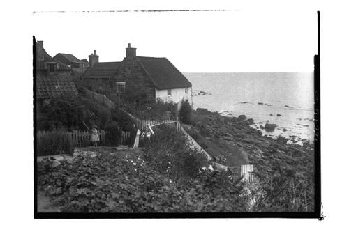 Lady Palmer's Cottage, Runswick.