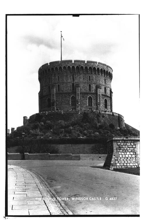 The Round Tower, Windsor.