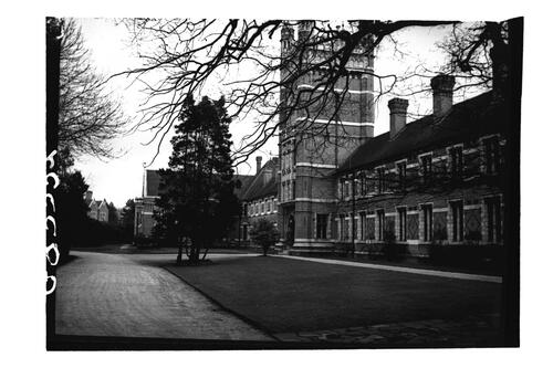 Wesleyan College, Handsworth.