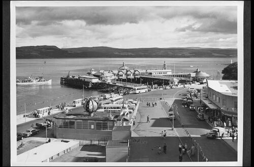The Pier, Dunoon.