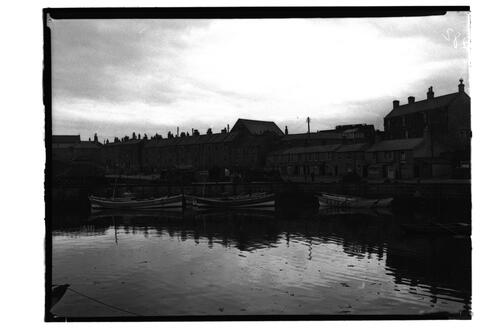 Harbour View, Seahouses.