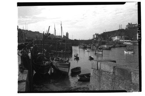 In the Harbour, Porthleven.