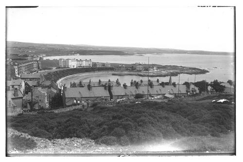 Port St Mary and Bays.