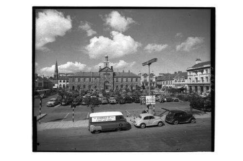 Conway Square, Newtownards.