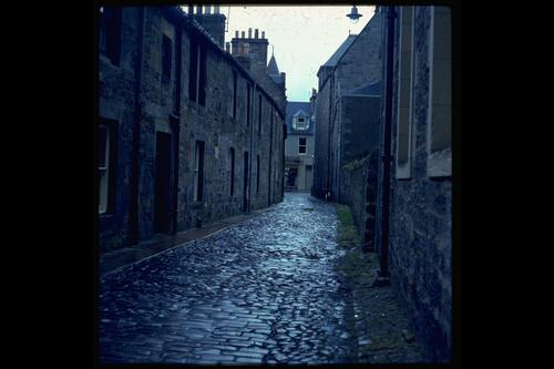 Rose Lane, St Andrews.
