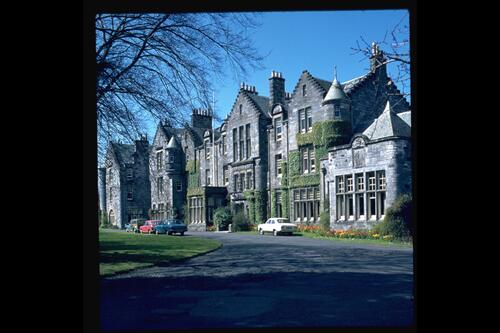 University Hall, University of St Andrews,, St Andrews.