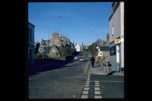 Bridge Street, St Andrews.