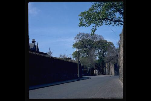 The Pends and Road, St Andrews.