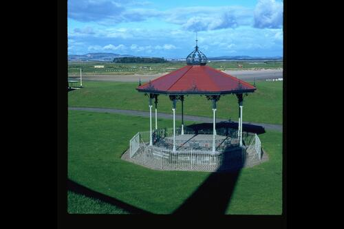 Bandstand area, St Andrews.