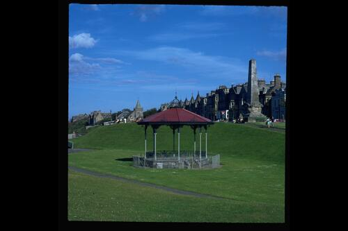 Monument & Bandstand, St Andrews
