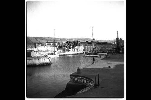 Harbour, Carnlough.