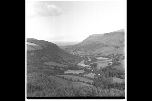 Vale of Glenariff, Co Antrim.