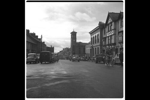 The Square, Ballymoney.