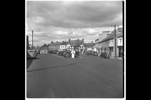 The Square, Magherafelt.