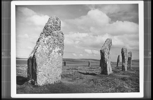 Ring of Brodgar, Stenness, Orkney.