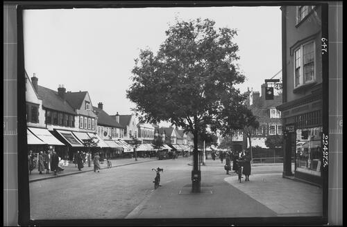 Ley's Avenue, Letchworth.