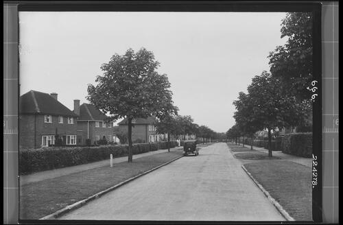 William Way, Letchworth.