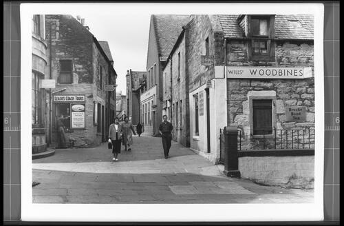 South Commerical Street, Lerwick.