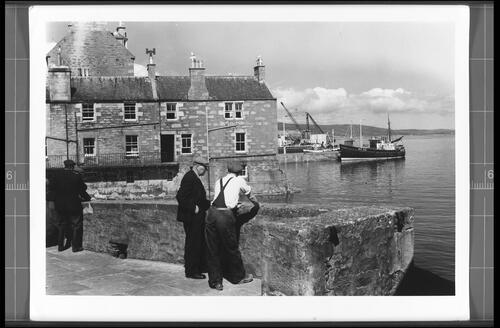 South End, Lerwick.