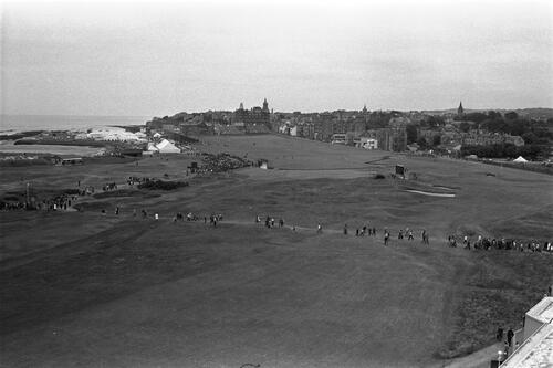 The 17th, The Old Course.