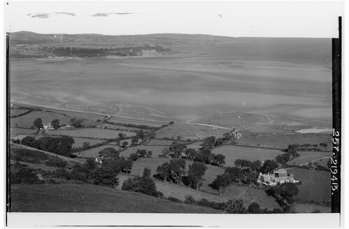 Red Wharf Bay and Benllech.